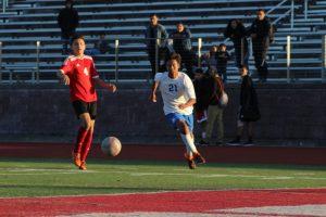 Varsity Boys Soccer VS. Hoover