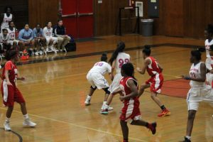 Girls Varsity Basketball vs. Hoover
