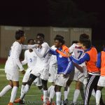 Boys soccer wins CIF Quarterfinals