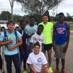 Crawford Colts RUN into Rio's GOLD Medalist