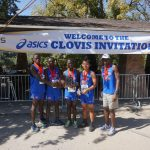 Crawford Ranked 2nd after Clovis Invite in San Diego Section D4