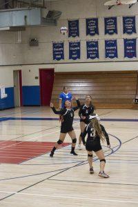 Crawford Girl Varsity Volleyball vs Madison