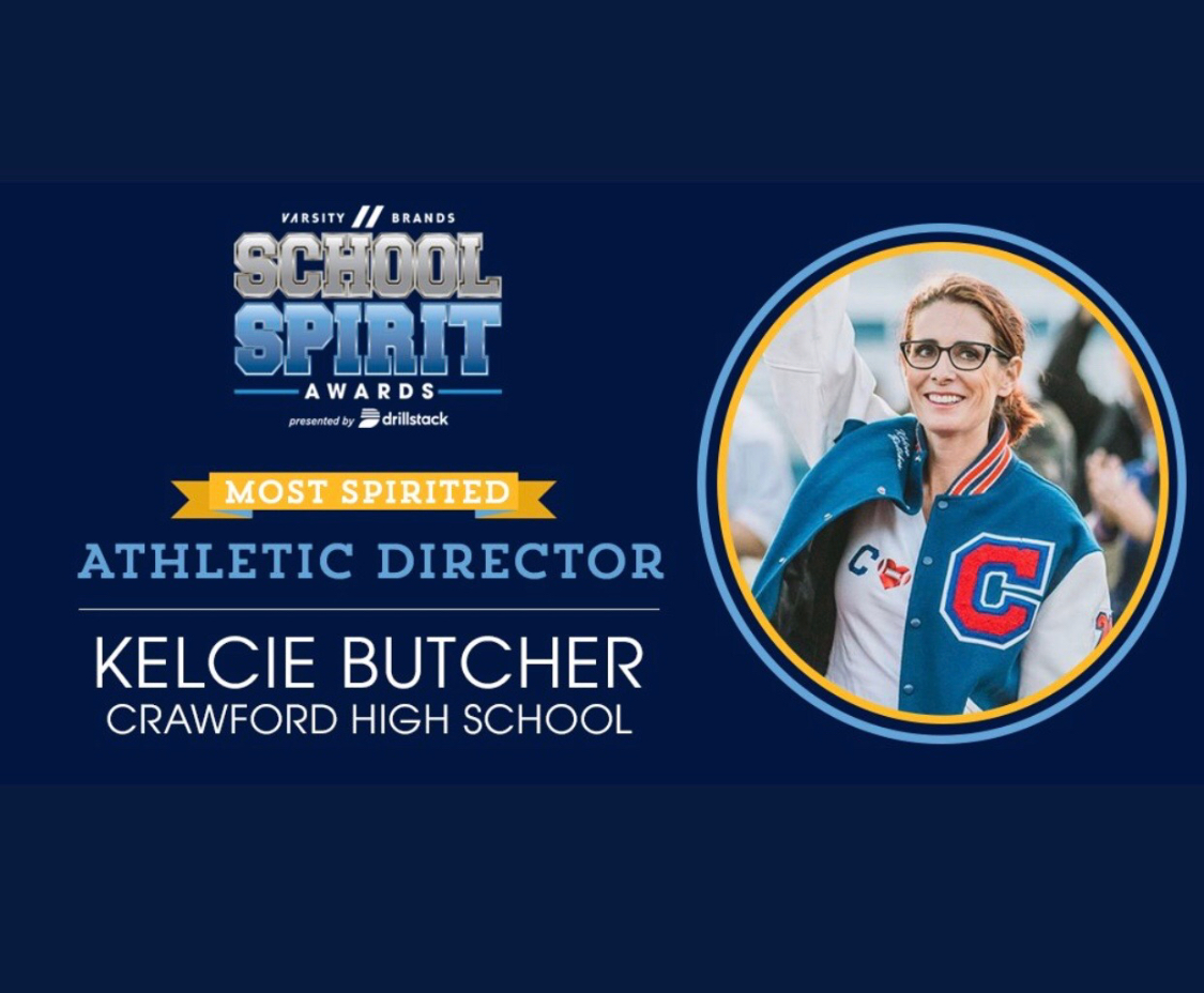 America's Most Spirited Athletic Director