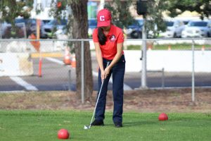 Varsity Girl Golf (2018-2019)