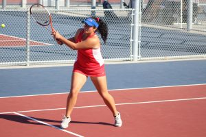 Varsity Girl Tennis (2018-2019)