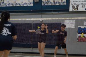Varsity Badminton (2018-2019)