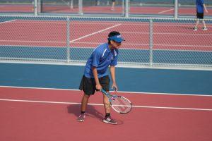 Varsity Boy Tennis (2018-2019)