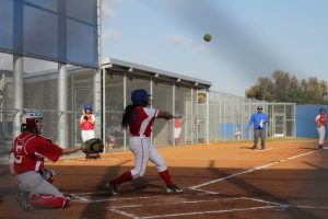 Varsity Girl Softball