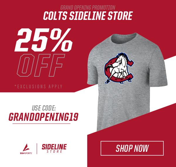 Side Line store is LIVE…and 25% off til 10/11/19