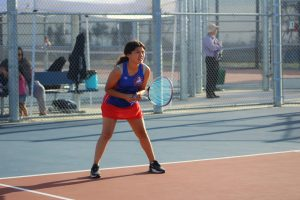 Check Out Girls Tennis