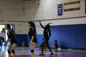 Varsity Girls Volleyball Vs. Kearny