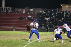 Varsity Football Game Crawford Vs Castle Park