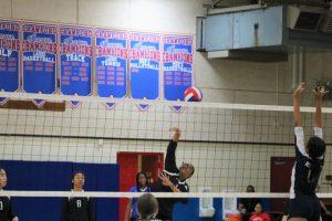 Varsity Girls Volleyball Vs. Madison