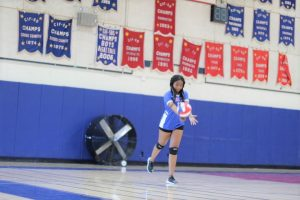 Jv Volleyball Girls Vs. Madison
