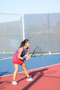 Varsity Tennis VS. Kearny