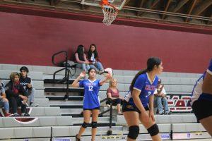 JV Girls Volleyball VS. Kearny