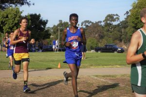 Check Out The Latest Cross Country Race!