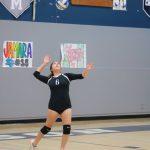 Varsity Volleyball VS. Madison
