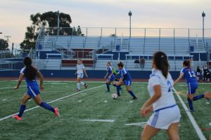 Girls Varsity Soccer VS. O'Farrell
