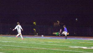 Boys Varsity Soccer VS. Poway