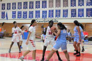 Girls Varsity Basketball VS. El Cajon Valley