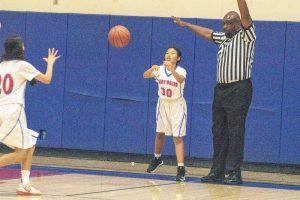 Girls JV Basketball VS. Mission Bay