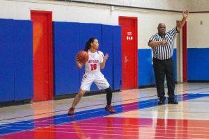 Girls Varsity Basketball VS. Mission Bay