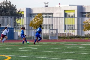 Girls JV Soccer VS. Kearny
