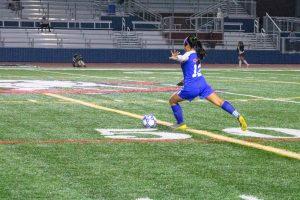 Girls Varsity Soccer VS. Kearny