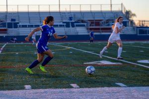 Girls Varsity Soccer VS. Coastal Academy