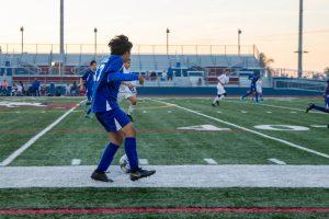 JV Boys Soccer VS. San Diego