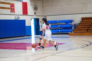 JV Girls Basketball VS. Clairemont