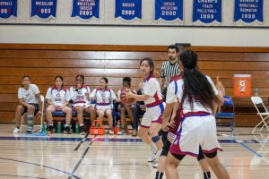 Girls Varsity Basketball VS. Kearny