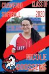 Celebrating Class of 2020-Softball