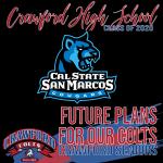 Class of 2020-Future Plans CSU San Marcos