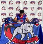 College Football-National Letter of Intent Signing!