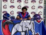 Crawford Football-College Commitment