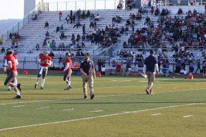 Football vs Alameda