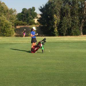 Girls Golf vs AVHS
