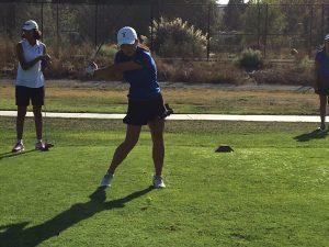G Golf vs Livermore
