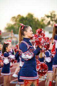Sideline Cheer 2016-2017