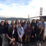 Dublin High School Girls Varsity Volleyball falls to Redwood High School 3-1