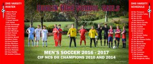 2016 Men's Soccer Alumni Match