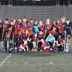 Dublin High School Boys Varsity Soccer ties Amador Valley High School 2-2