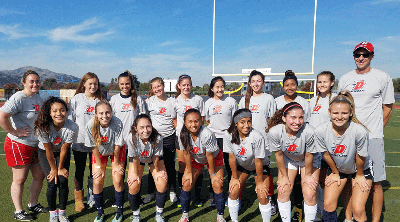 Lady Gaels Soccer summer player camps
