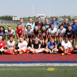 Lady Gaels Soccer tryout update
