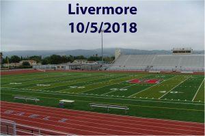 Livermore 10/5/2018
