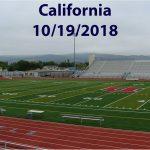 California - 10/19/2018