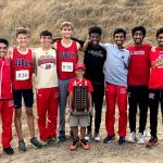 Boys Varsity Cross Country wins 3rd straight EBAL Title!