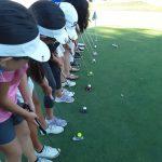 Lady Gaels Golf Team starts off hot in EBAL play